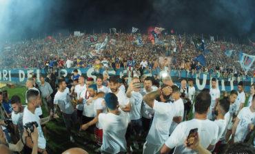 L'Arena si veste a festa: Benvenuta Serie B!