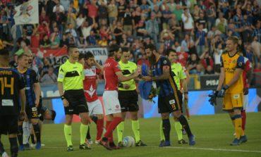 Pisa- Triestina 2-2: finisce in parità la prima sfida per la B
