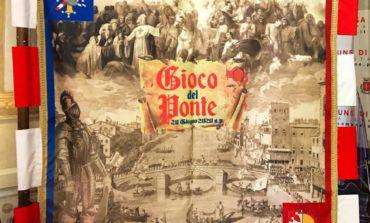 Gioco del Ponte, presentato il Palio della Vittoria