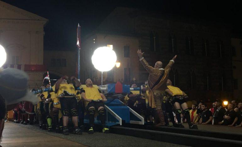 Gioco del Ponte 2019, Tramontana conquista il Ponte di mezzo