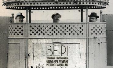 Marina di Pisa, omaggio al pittore Giuseppe Viviani
