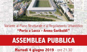 Variante Stadio, martedì 4 seconda assemblea pubblica alla Società Filarmonica Pisana