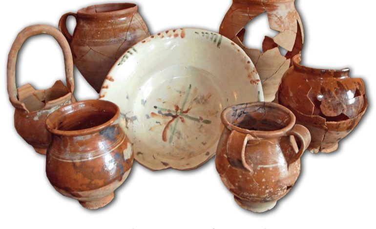 A Pisa la ceramica racconta storie di commerci e consumi
