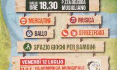 Festa paesana dell'ansa dell'Arno a Musigliano
