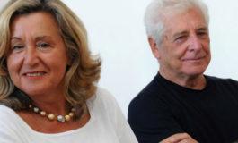"Paola Gassman e Ugo Pagliai in ""Lectura Dantis"""