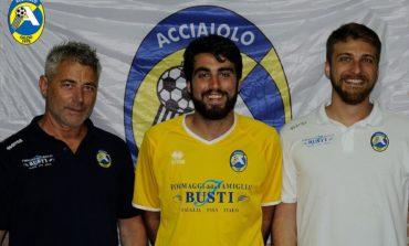 Acciaolo Calcio, arriva Marco Cammellini