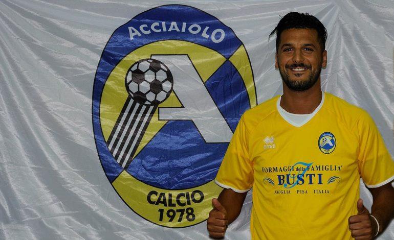 Acciaiolo Calcio, arriva l'attaccante Yassine El Ghlid