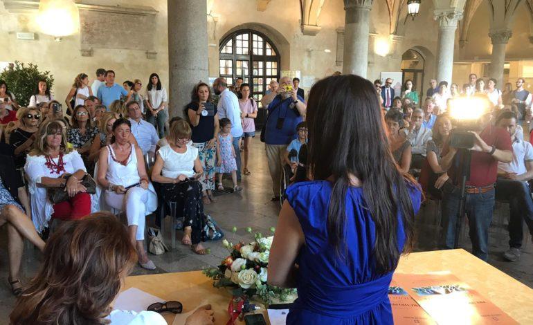 Premio Pisa Donna  a Cecilia Cella Biver