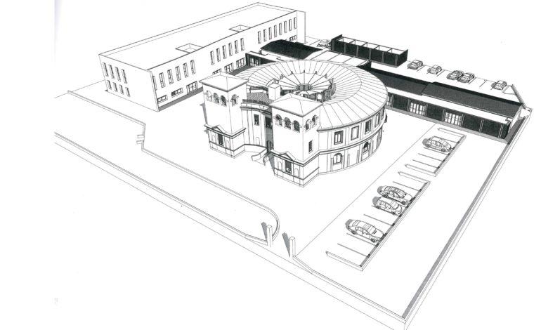 Fondazione Stella Maris: consegnato il cantiere per la riqualificazione di Villa Giotto di Marina di Pisa