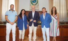 Il sindaco di Sebnitz incontra il sindaco di Cascina