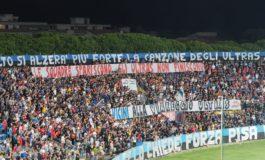 Serie B: Pisa-Spezia, Sindaco Conti firma deroga per aumento capienza Arena Garibaldi