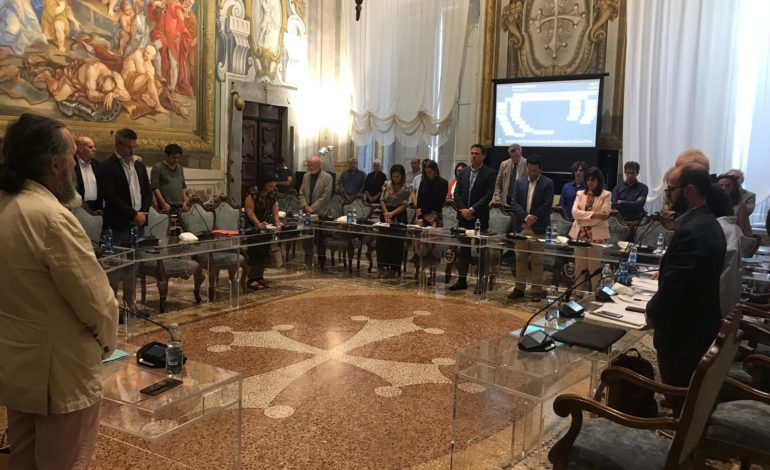 Scomparsa del Prof. Paolo Carrozza, cordoglio del Sindaco Michele Conte e del Consiglio Comunale