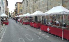 Soddisfazione dei commercianti per il mercatino di Via Palestro