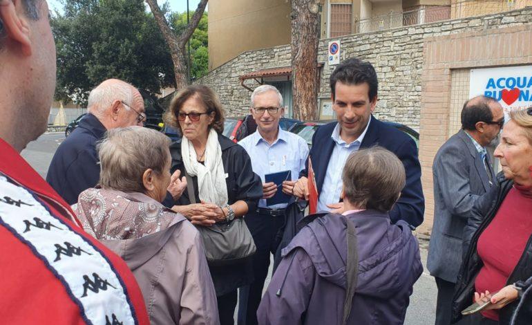 Visita di una delegazione di Pisa nel Cuore al quartiere CEP
