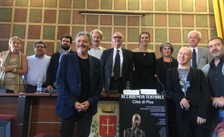 Al Teatro nuovo nasce l'Accademia Teatrale Città di Pisa