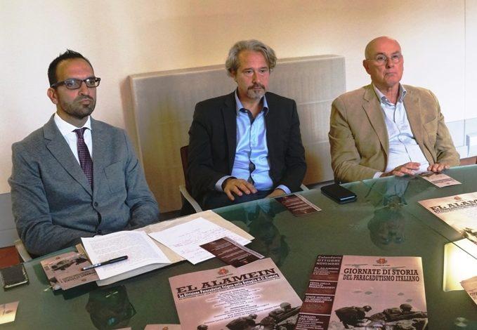 """A Pisa le """"Giornate di storia del paracadustismo"""""""