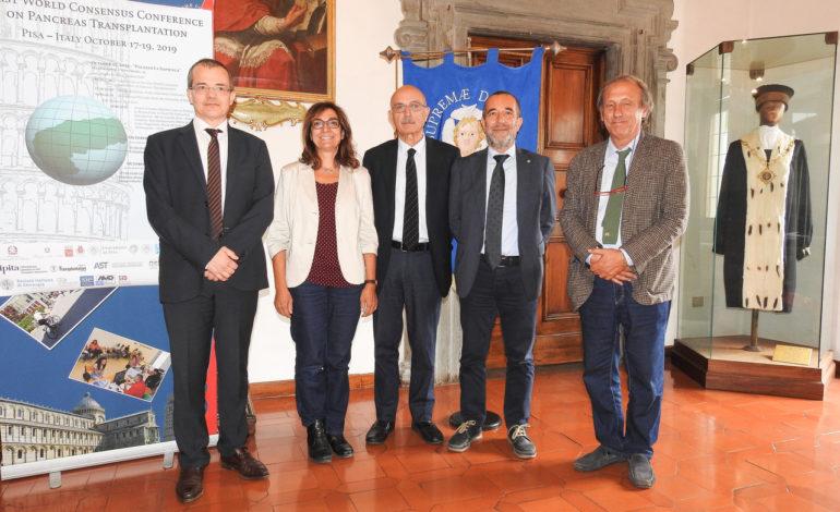 Per tre giorni Pisa sarà capitale mondiale dei trapianti di pancreas