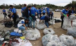 SalvAmare: i volontari del Rotaract liberano dai rifiuti le spiagge di Marina di Vecchiano e della Torraccia a San Vincenzo