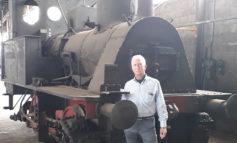 Ritrovata la locomotiva del trammino