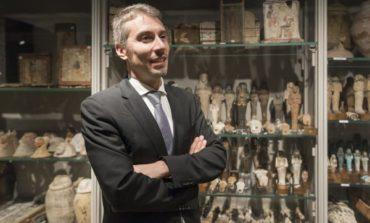 """Il direttore del Museo Egizio di Torino inaugura l'anno accademico di """"Orientalistica"""" all'Università di Pisa"""