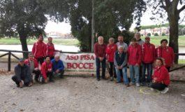 Pisa Bocce, petanque, Antonio Del Carlo campione Pisa Bocce 2019