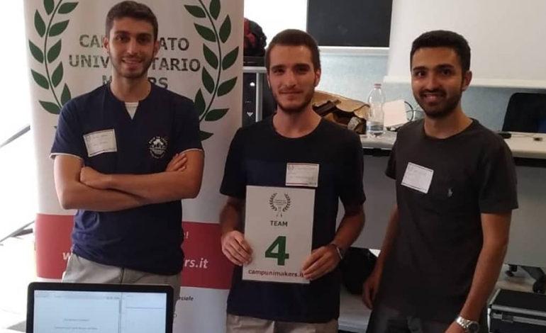 """Team di studenti Unipi vince la tappa fiorentina di """"Campunimakers"""""""