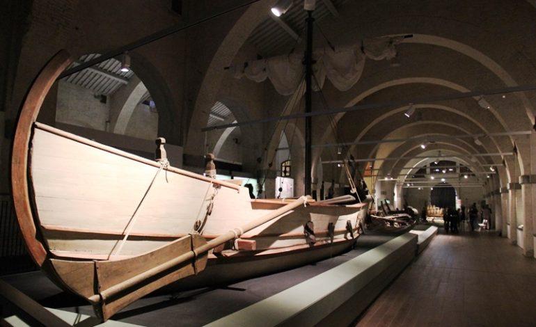 Il Museo delle Navi Antiche di Pisa alla Borsa Mediterranea del Turismo Archeologico