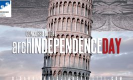 "Pisa, premiazione per ""Archindependence Day"""