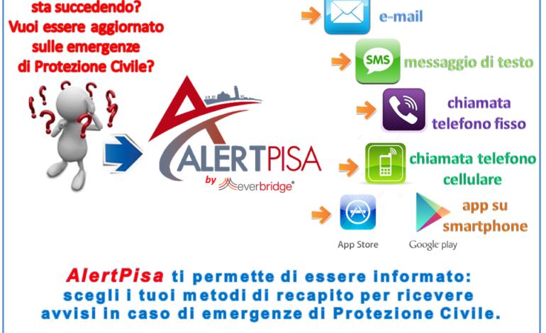 Informarsi su allerte meteo e criticità: le raccomandazioni di Comune di Pisa e Prefettura