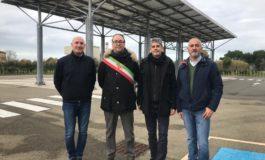 Ambiente, inaugurato il nuovo Centro di raccolta per rifiuti elettrici ed elettronici a Ospedaletto