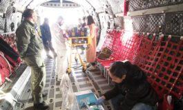 Effettuato trasporto sanitario dalla 46ª Brigata Aerea di Pisa