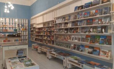 Una nuova libreria a Marina di Pisa