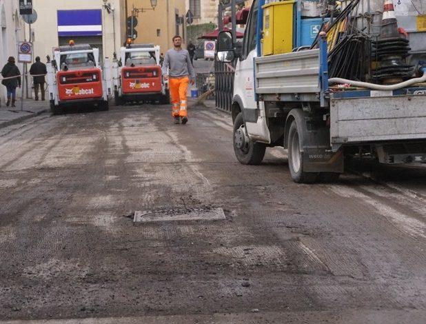 Manutenzione delle strade, risolto l'80% delle segnalazioni di buche