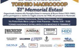 Volley, tutto pronto per la 31esima edizione del torneo Macrocoop
