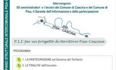 PIANO STRUTTURALE INTERCOMUNALE dei Comuni di Pisa e Cascina