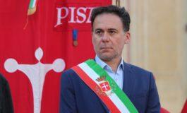 Morte sul lavoro, il cordoglio del sindaco di Pisa Michele Conti