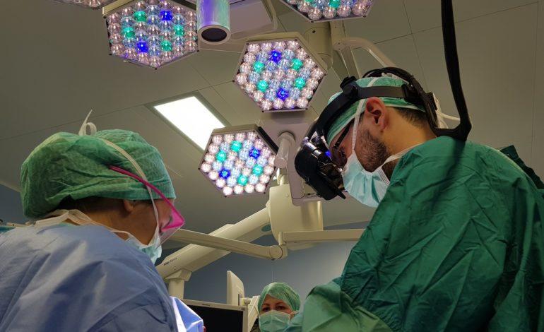 Chirurgia 4.0: condotta la prima operazione guidata dalla realtà aumentata