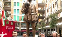 Inaugurata la statua dedicata a Galileo Galilei