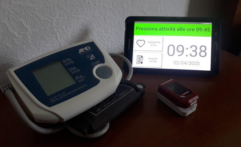 Coronavirus: a Pisa si sperimenta il telemonitoraggio dei pazienti in isolamento domiciliare