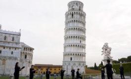 Pisa, città sospesa sulle note di Galilei al tempo del lockdown