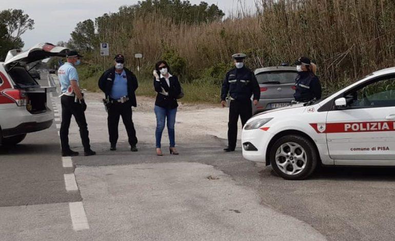 Sicurezza e misure anti-Covid a Pisa, il punto sulle azioni della Polizia Municipale