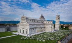 """Flashmob """"Pisa riapre al mondo"""""""
