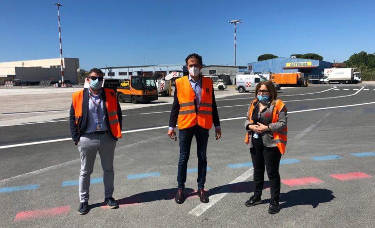 Aeroporto, il Sindaco di Pisa: «Nei primi mesi del 2020 investiti 10 milioni nel Galilei da Toscana Aeroporti»