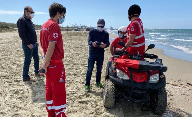 In corso i controlli sul litorale pisano con i volontari delle associazioni