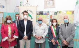 Litorale, cerimonia di intitolazione della targa al farmacista Francesco Giglioni