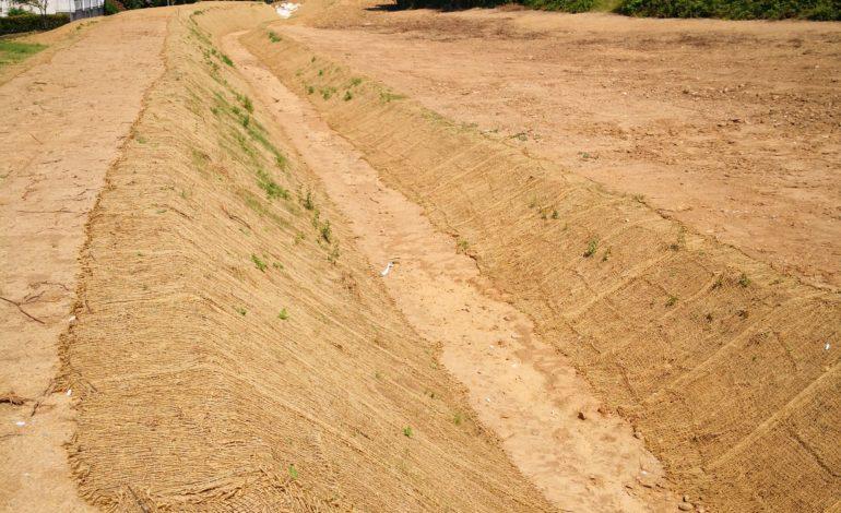 Calci, completata la sistemazione al Rio della Tana alla Gabella