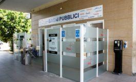 Via Pietrasantina, nuovo sistema di videosorveglianza e riqualificazione dei bagni pubblici al parcheggio dei bus turistici