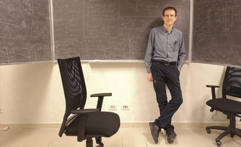 Studenti UniPI: Giulio Deangeli infrange ogni record e ottiene 5 borse di studio per il dottorato a Cambridge