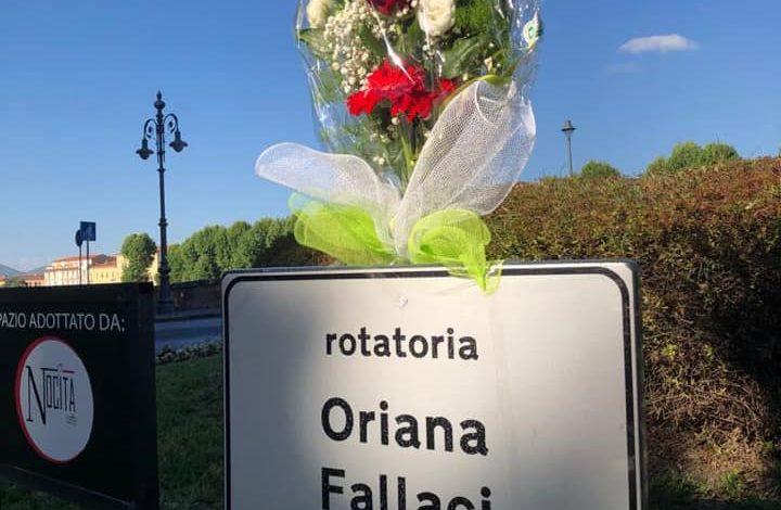 'PISA ricorda ORIANA' nel giorno della suo 'compleanno (29 giugno 1929)