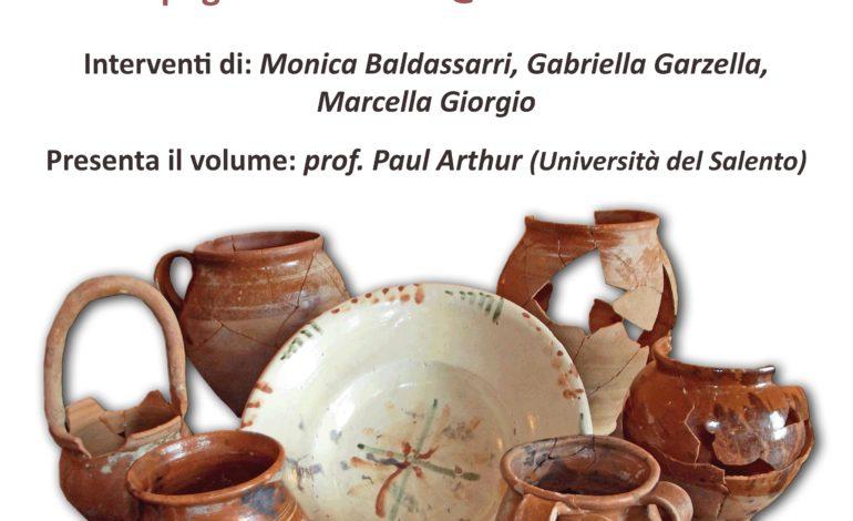 """Giovedì 11 giugno la presentazione degli Atti della giornata di studi 2019 """"Storie (di) Ceramiche 6"""